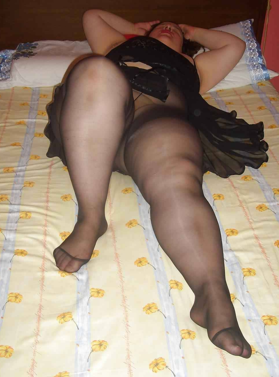 You pantyhose Nylon bbw hd pics