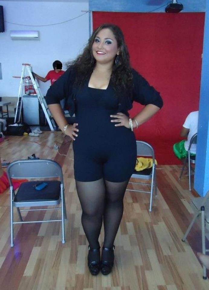 With Wearing Pantyhose And 40