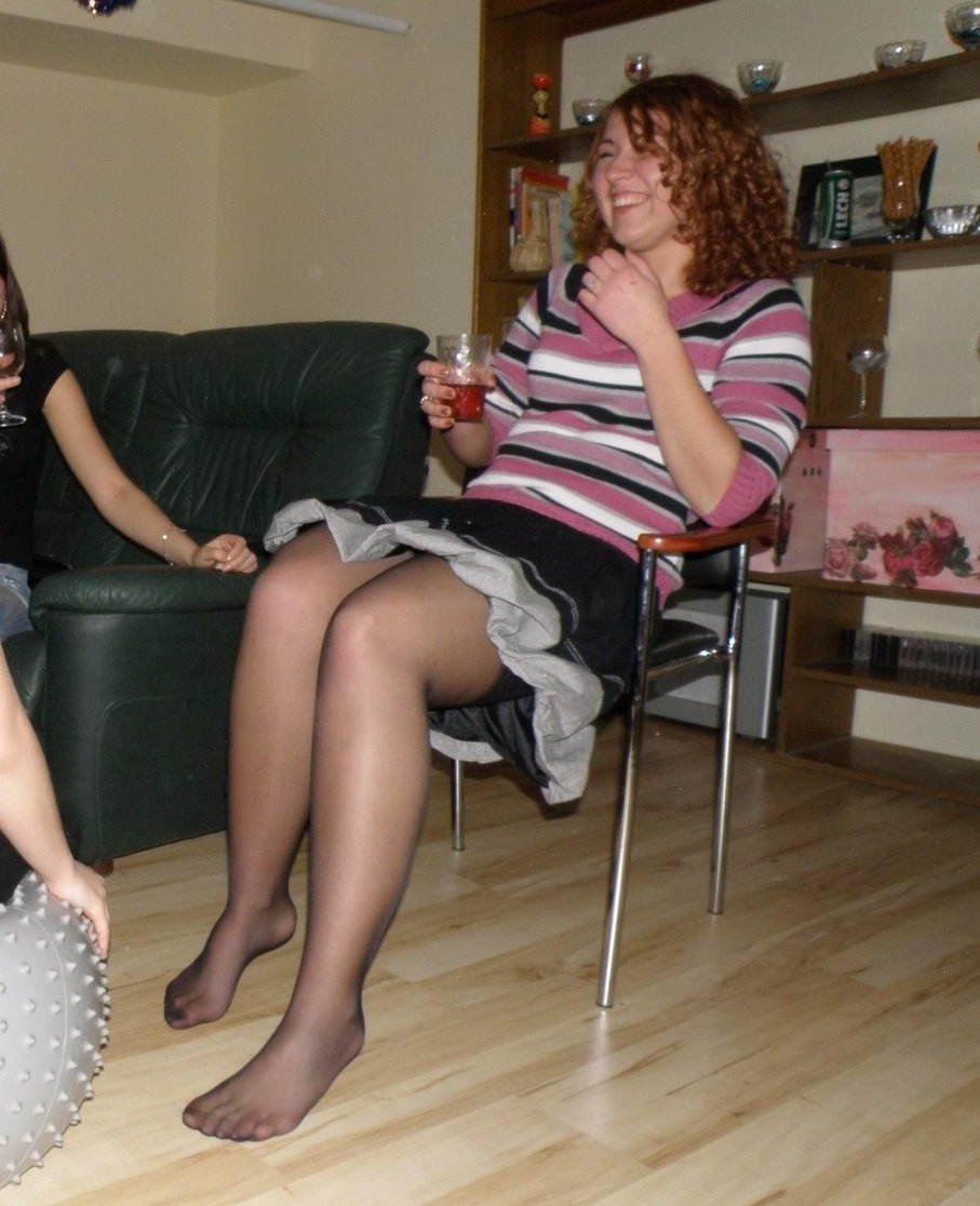 Love chubby teen stockings