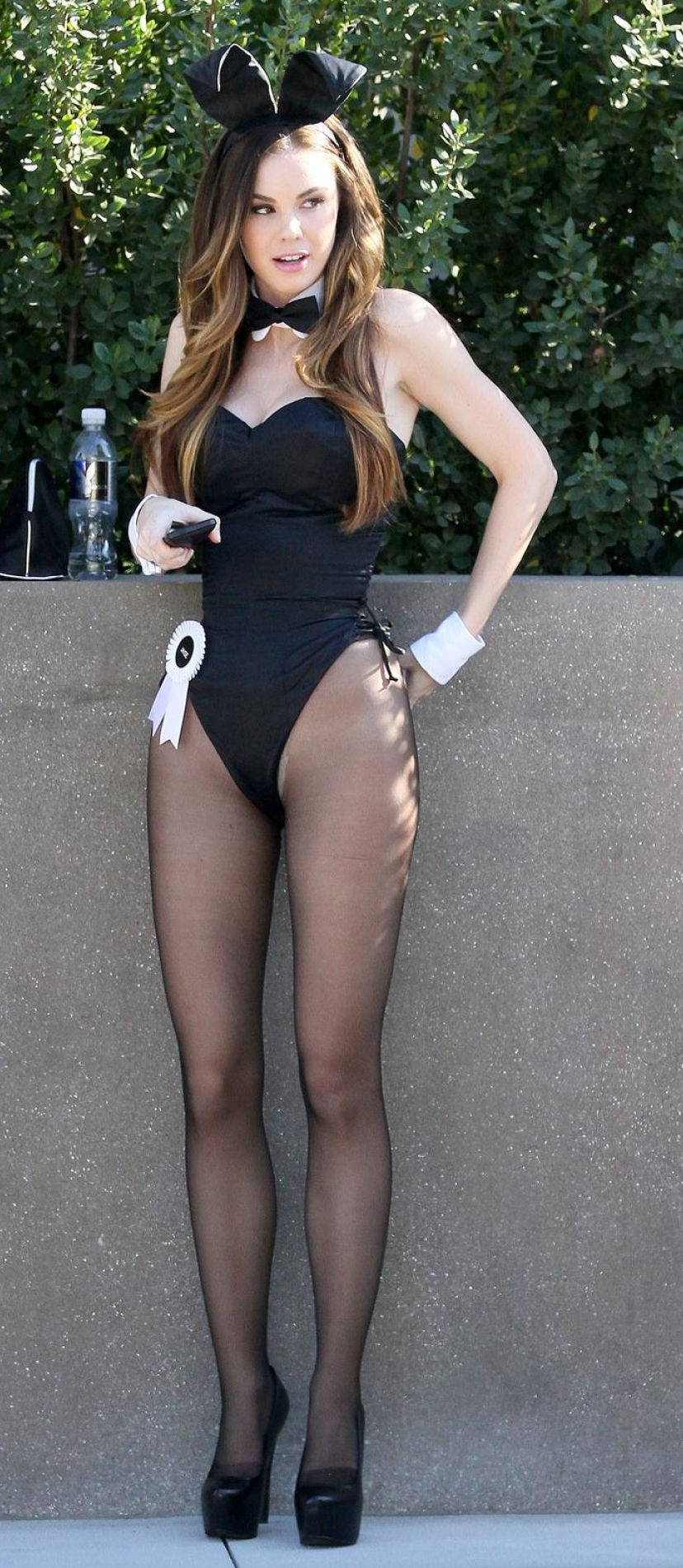 Without strong Young girls wearing nude pantyhose the western