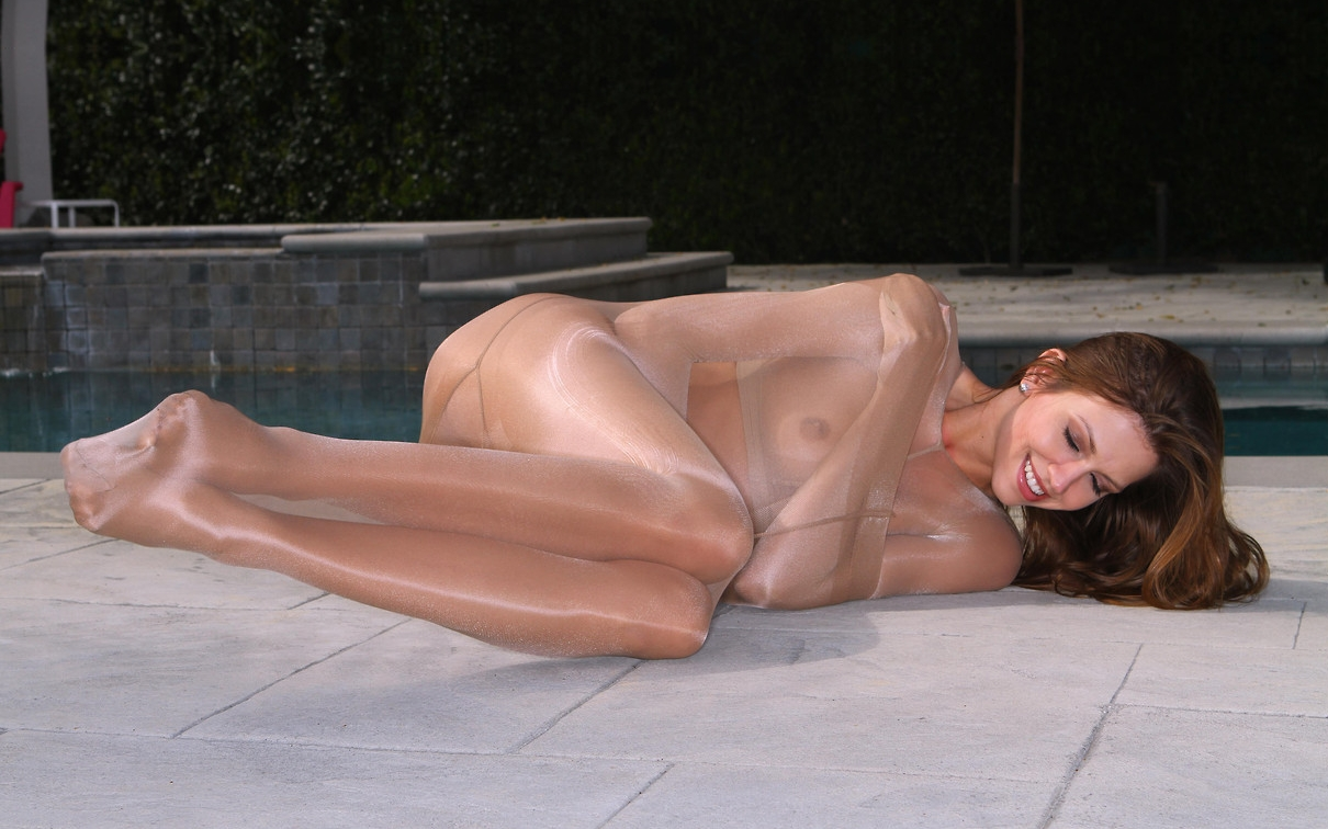 Happens. pantyhose encasement pics really