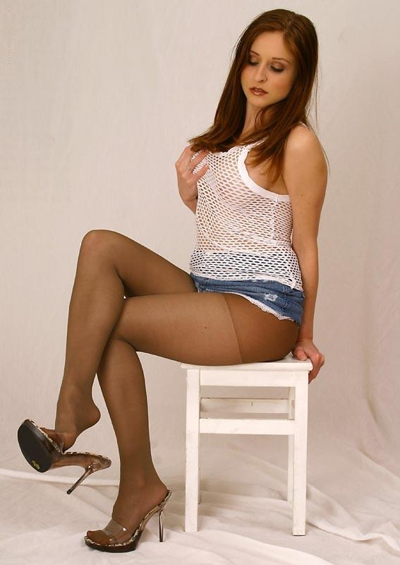 gallery pantyhose Mini skirt