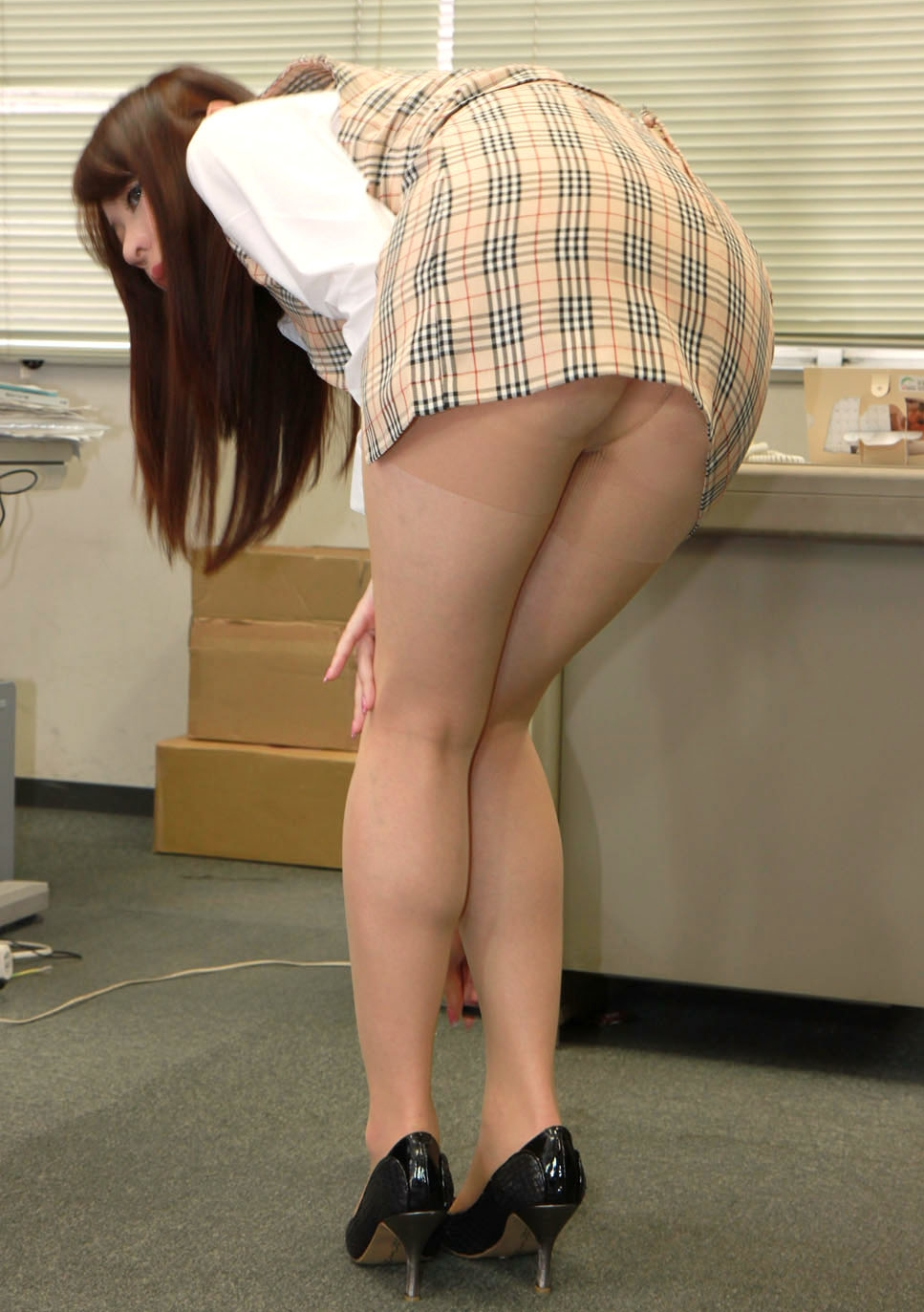 Pantyhose schoolgirl uniform sex opinion